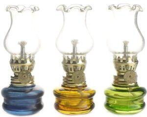 best cheap vintage mini oil lamps 3 pack