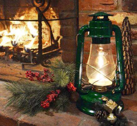 dietz little wizard oil lamp antique