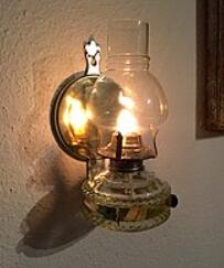 best price oil lamp with reflector