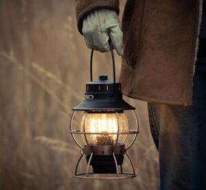 antique railroad lanterns