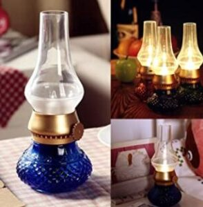 oil lamp style table lamps