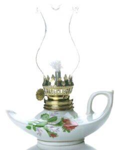 aladdin table oil lamp