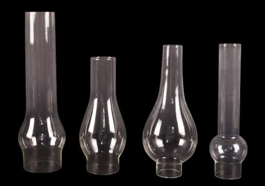 how to choose oil lamp chimney