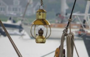 what is a trawler lamp