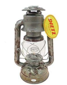 dietz kerosene lantern for indoors and outdoors