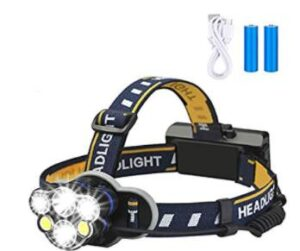 brightest head flashlight