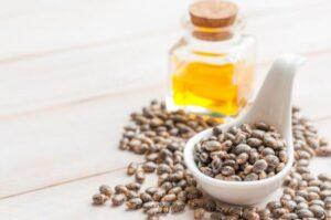 castor oil for oil lantern