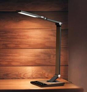led night table lamp for reading and relaxing
