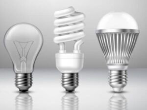 led vs incandescent heat