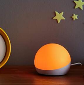 smart minimalist nightstand lamp