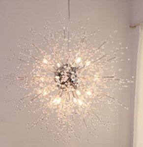 battery operated ceiling chandelier
