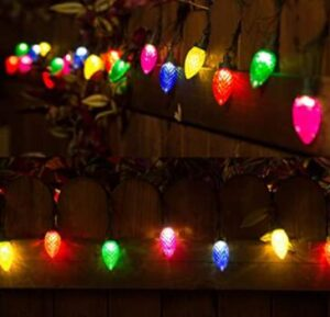 christmas patio lights