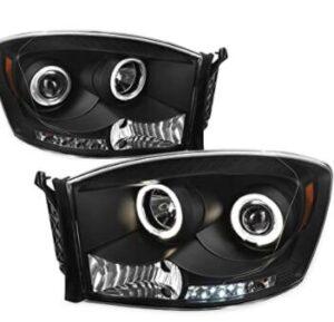 halo led projector headlight bulb