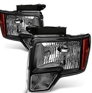 chrome truck projector headlight