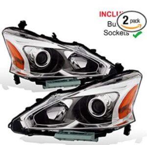 projector halogen headlights