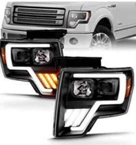 2013 f150 factory projector headlights