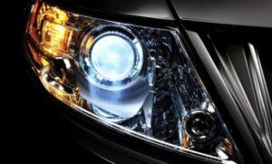h4 led projector headlights