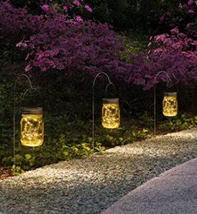 patio ground lights