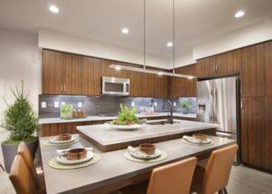 best light for kitchen