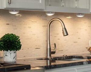 easy under cabinet lighting