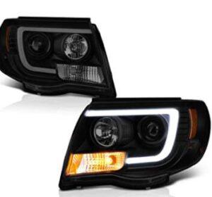 led projector car headlight