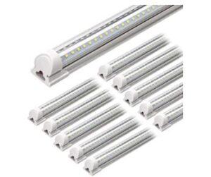 4 foot T8 led tube lights for high ceilings