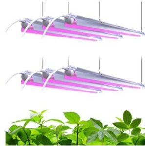barrina led grow light with reflector