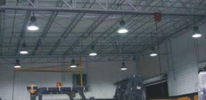 high ceiling lamp