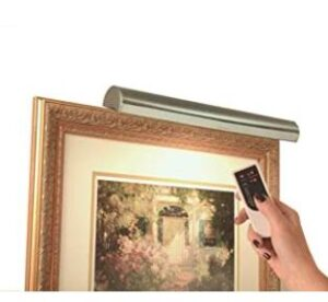 concept lighting cordless picture light