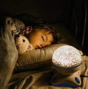 moredig night light projector