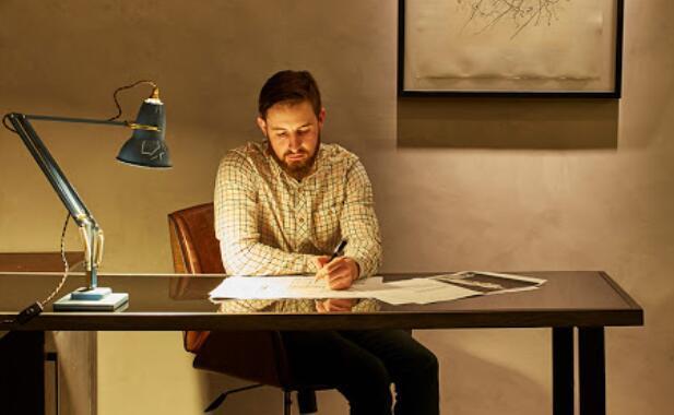 best buy desk lamps for eye strain relief