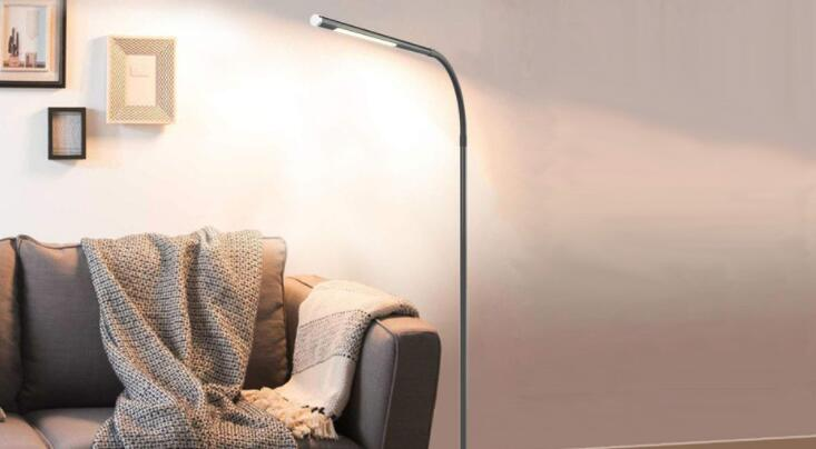 bright floor lamp for dark room