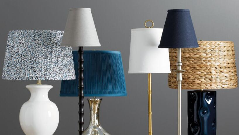 how to find the right lampshade