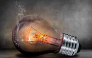 how do you throw out a light bulb