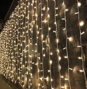 curtain twinkle lights