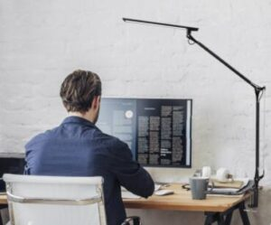 clamp eye friendly table lamps for home office
