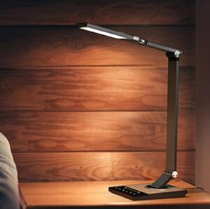 eye protection led lamp with dimmable light