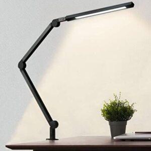black home office desk lamp