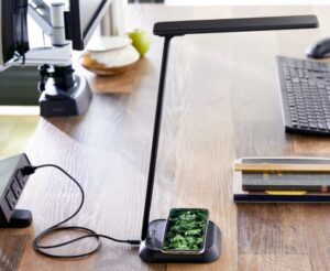 best desk lamp with wireless charger reviews and guides
