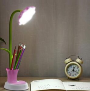 rechargeable table lamp for study